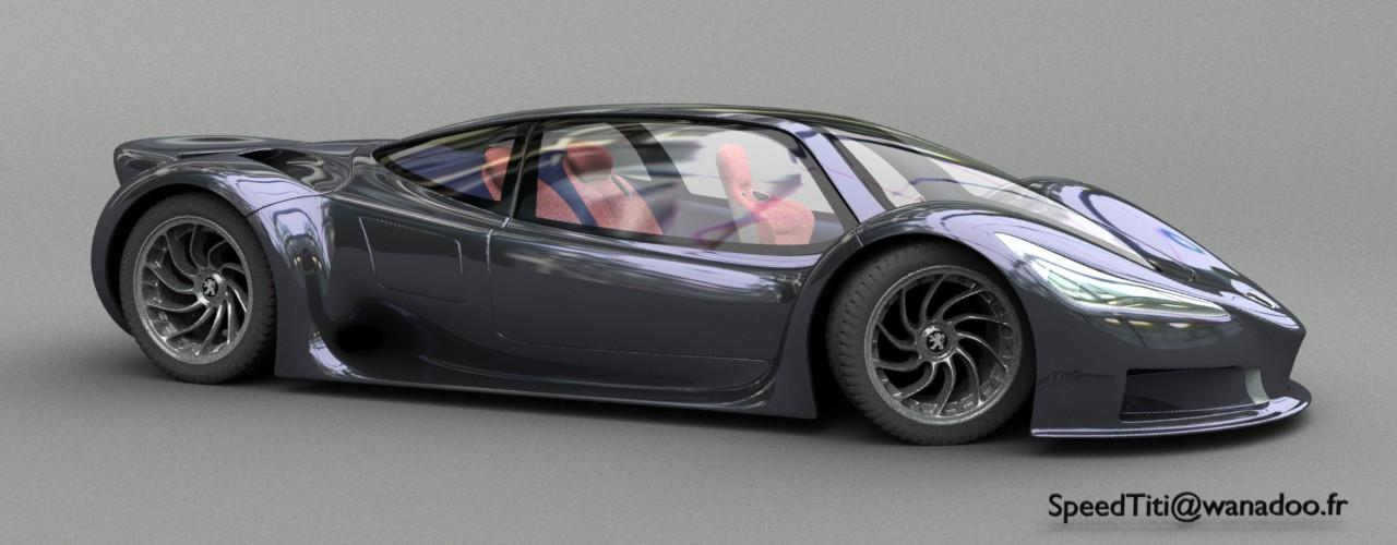 Lest 225 K Family Peugeot 9009